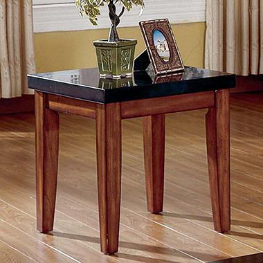 Mattoni End Table