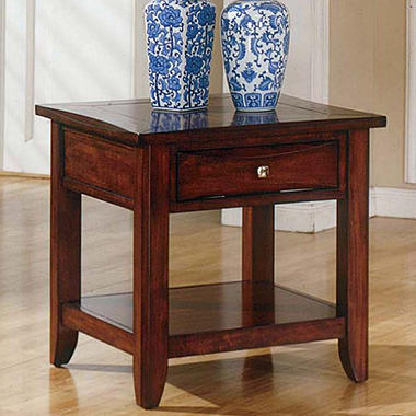 Payton End Table by Lauren Wells