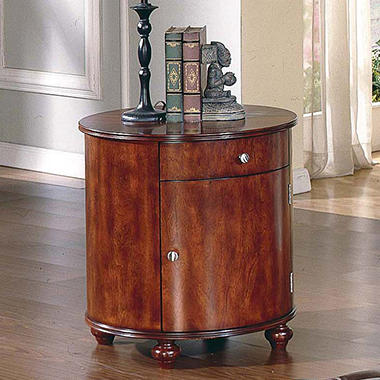 Taylor Barrel End Table