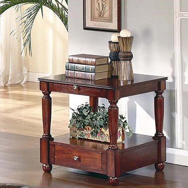 Taylor End Table with Drawer