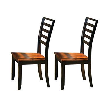Pierson Side Chairs by Lauren Wells