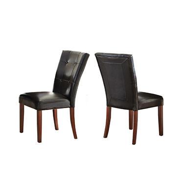 Scott Parson Side Chairs 2 Pcs Sam 39 S Club