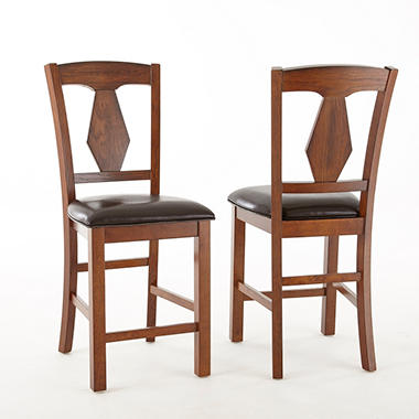 Fowler Counter Chairs Set of 2