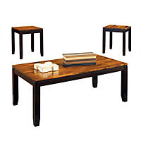Pierson Occasional Tables, Set of 3
