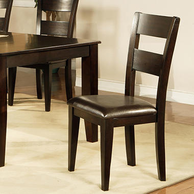 Weston Side Chairs - Espresso - 2 pk.