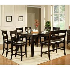 Weston Counter Height Table - Espresso