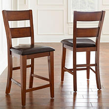 Ziva Counter-Height Chairs (2 pk.)