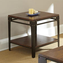 Barringer Square End Table