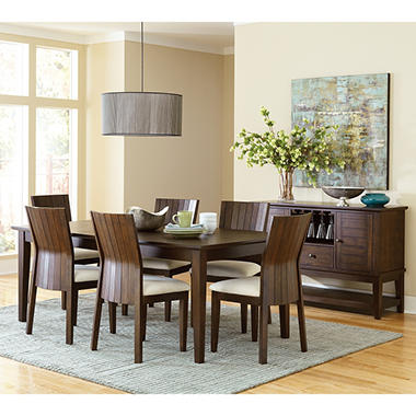 Halston Dining Set - 8 pc..