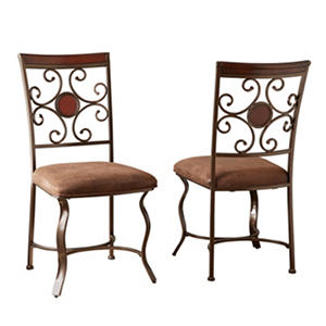 Toluca Dining Chairs, Set of 2