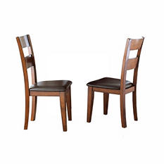 Ziva Side Chairs (2 pk.)