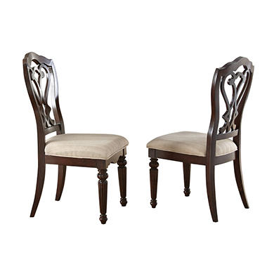Tia Side Chairs, Set of 2  TA600S