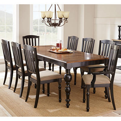 Cabot Dining 9-Piece Set
