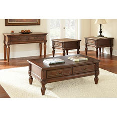 4-Piece Darien Occasional Table Set