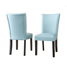 Midtown Parsons Chairs, Set of 2 (Assorted Colors)