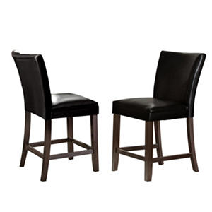 Midtown Counter-Height Dining Chairs, Set of 2 (Assorted Colors)