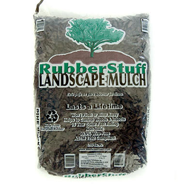 Rubberstuff Mulch Pine Bark