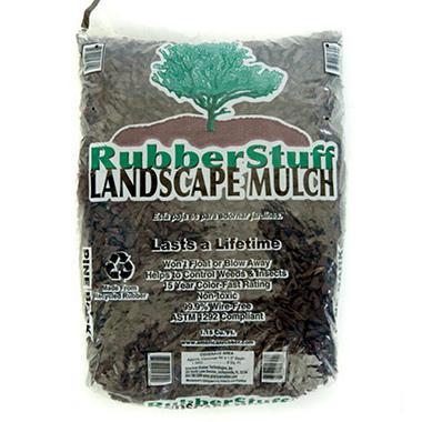 Rubberstuff Mulch Pine Bark