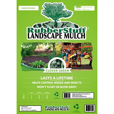 RubberStuff� Mulch - Rustic Red