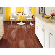 Inspired Elegance by Mohawk Crimson Cherry Laminate Flooring