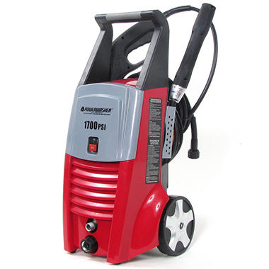 POWERWASHER� 1700 PSI Electric Pressure Washer