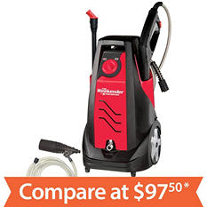 The Weekender - 1,400 PSI Electric Pressure Washer