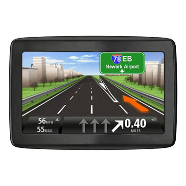 "TomTom VIA 1405M 4.3"" GPS with Lifetime Map Updates"