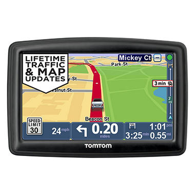 TomTom Start 55 TM GPS w/ Lifetime Traffic and Map Updates