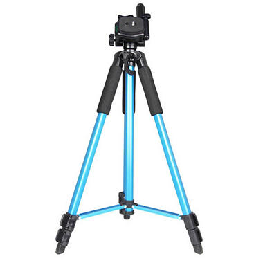 "Bower Blue Trendy Series 59"" Tripod - Accessory"