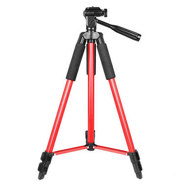 "Bower Red Trendy Series 59"" Tripod - Accessory"
