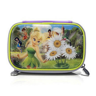 PDP Green Disney Fairies Clutch for the DSi and DSi Lite