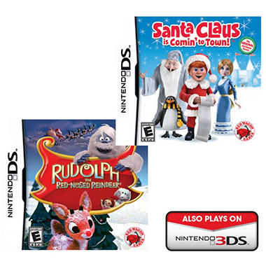 Christmas Fun 2 Pack - DS
