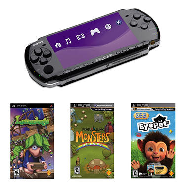 PSP Fun Stuff Bundle