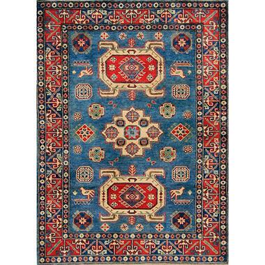 Shason Pak Kazak 6' x 4' Area Rug