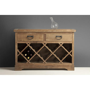 Knightsbridge Reclaimed Wood Wine Bar
