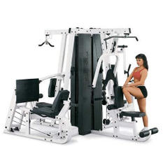 Body Solid Multi-Station Deluxe Complete Gym