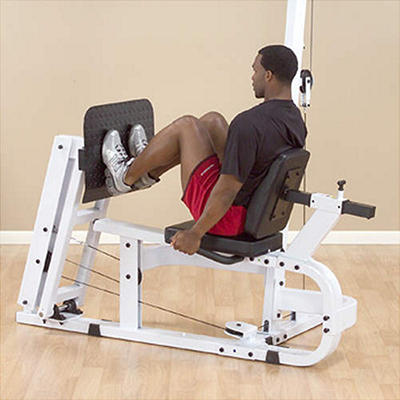 Leg/Calf Press for EXM4000 (optional)