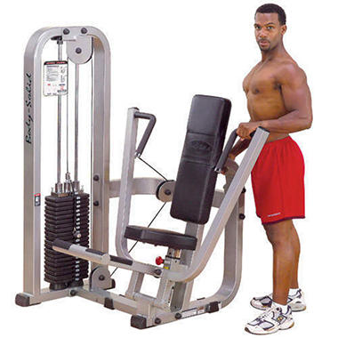 Body Solid Pro Clubline Chest Press w/ 310 lbs.