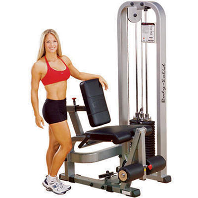 Body Solid Pro ClubLine Leg Extension Machine