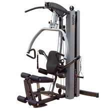 F500 Home Gym with 210 lb. Weight Stack