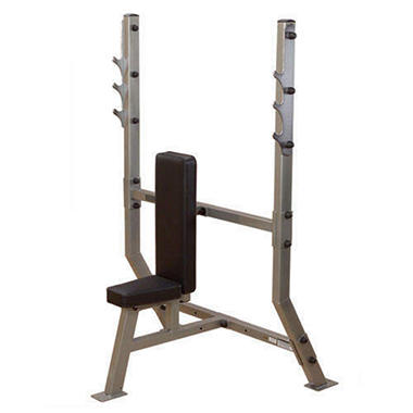 Body Solid Pro ClubLine Shoulder Olympic Bench