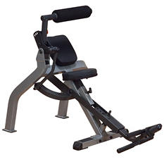 Body Solid Tools Semi Recumbent Dual Ab Bench
