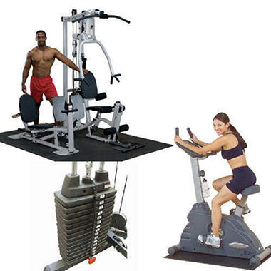 PowerLine P1X Gym Package