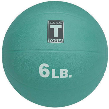 Body Solid Tools BSTMB6 6 lb. Aqua Medicine Ball