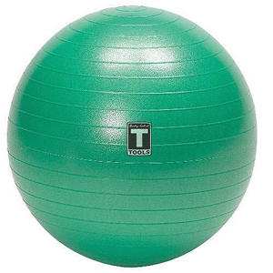 Body Solid Tools BSTSB45 45cm Green Stability Ball