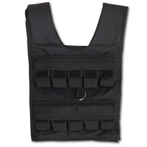 Body Solid Tools 20 lb. Weighted Vest