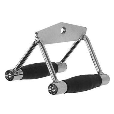 Body Solid Tools Seated Row / Chinning Bar with Rubber Grip