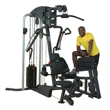 G4I Home Gym with Leg Press