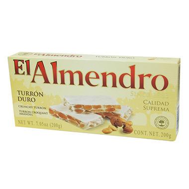 El Artesano Alicante Turron - 150 grams each - 2 pk.