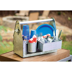 Galvanized Caddy - $2.97 Shipping